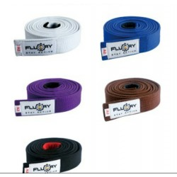 BELT BRAZILIAN JIUJITSU FLUORY